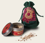 NEW! Genuine Reindeer Food in Collector's Tin